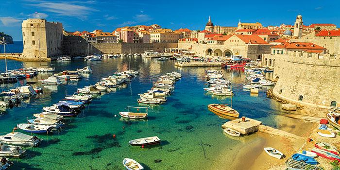 Vasaros sezono naujienos: temperamentingosios Balkanų šalys Juodkalnija ir Kroatija