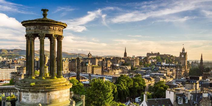 Edinburgas – miestas iš praeities