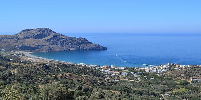 Krēta - lepna, patstāvīga Grieķijas sala ar savu kultūru un neaizmirstamām ainavām