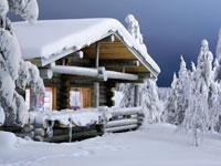Snieguotoji Laplandija