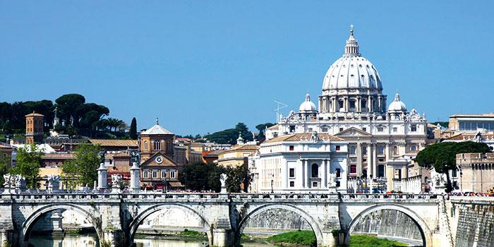 Pažintis su įtraukiančia Italija: Paduva, Roma, Asyžius, Venecija