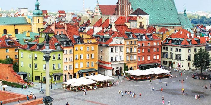 Važiuojam į Varšuvą!!!