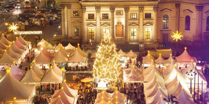 Šventinis Berlynas – kur kalėdinės dovanos žiba kartu su miesto menais ir kultūra