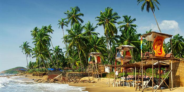 Mažoji Indijos Goa – hipių padovanotas turistų rojus