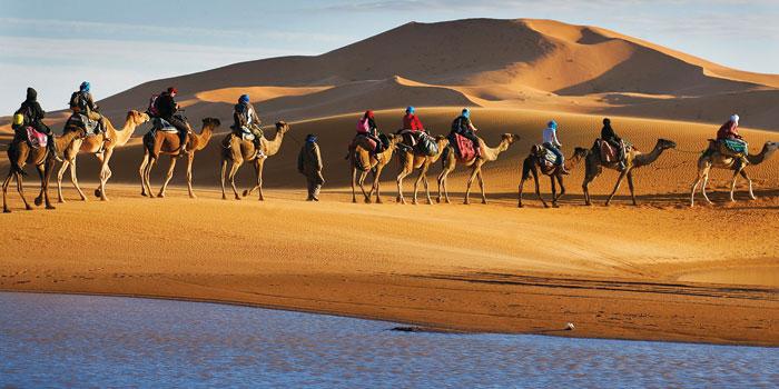 Marokas, Novaturo pažintinės kelionės