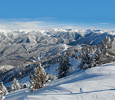 Andorra (Andora - kalnu slēpošana)