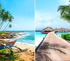Kolombas-Malė (Šri Lanka - Maldyvai)