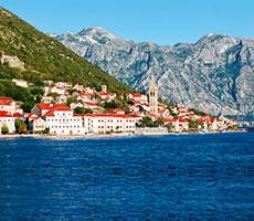 Черногория - Хорватия (Черногория)