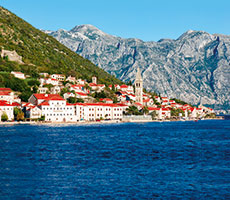 Tivat (Montenegro – Horvaatia)