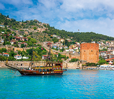 Анталия (Турция)