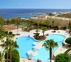 Occidental Lanzarote Playa hotell (Lanzarote, Kanaari saared)