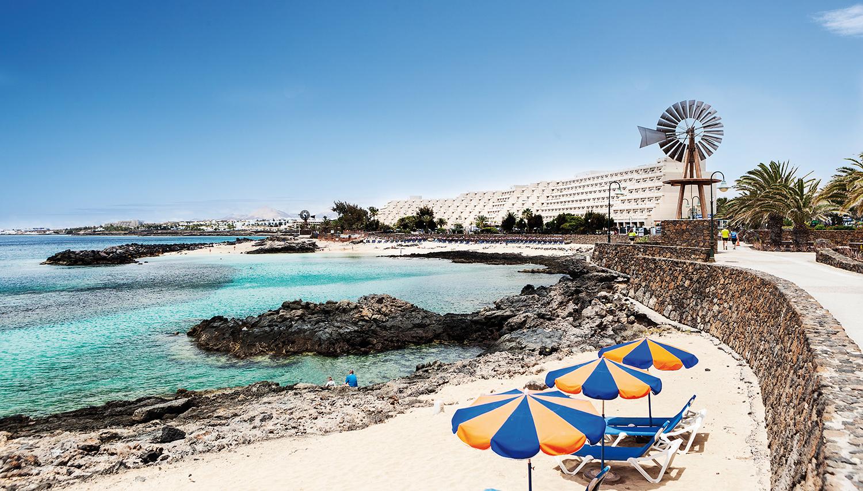 Grand Teguise Playa viesnīca (Lanzarote, Kanāriju salas)