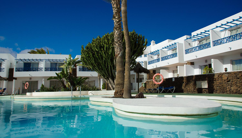 Club Siroco apartemendid hotell (Lanzarote, Kanaari saared)