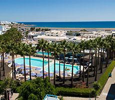 Costa Mar Aparthotel hotell (Lanzarote, Kanaari saared)