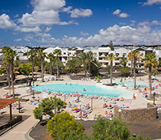 Los Zocos Club Resort hotell (Lanzarote, Kanaari saared)