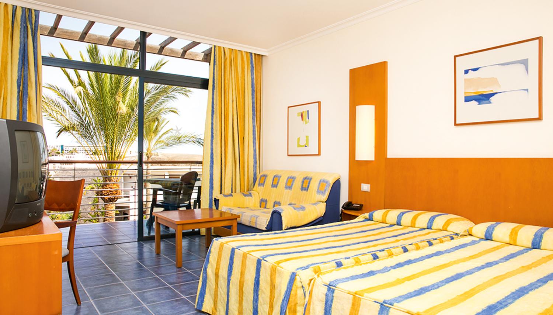 THe Mirador Papagayo hotell (Lanzarote, Kanaari saared)