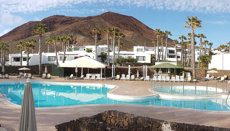 Palmeras Garden viesnīca (Lanzarote, Kanāriju salas)