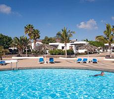 Playa Limones Bungalows hotell (Lanzarote, Kanaari saared)