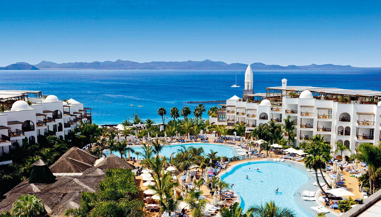 Princesa Yaiza Suite Hotel Resort viesnīca (Lanzarote, Kanāriju salas)