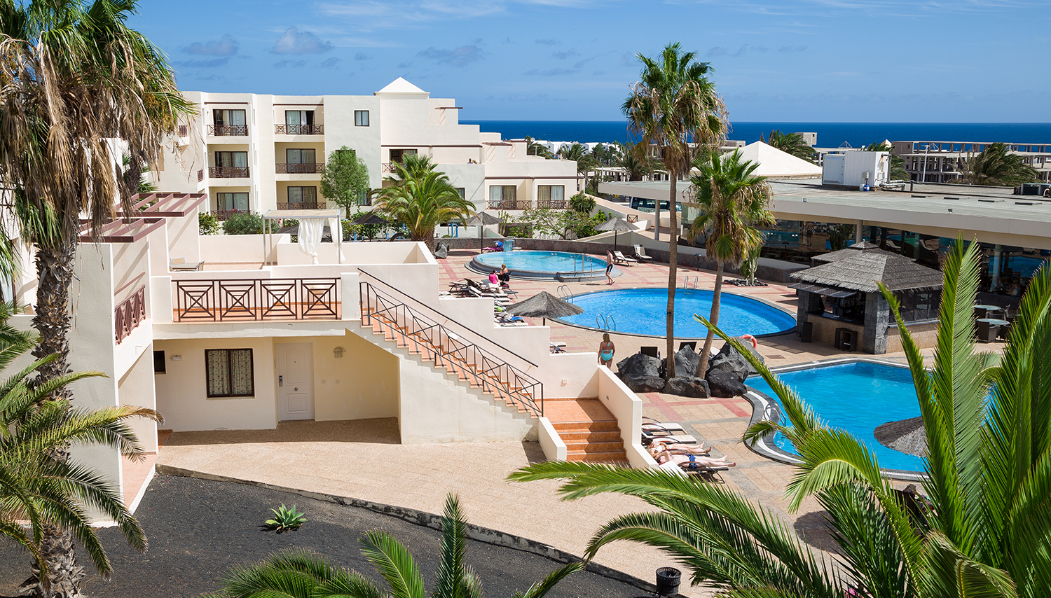 Vitalclass Lanzarote Sports & Wellness Resort hotell (Lanzarote, Kanaari saared)