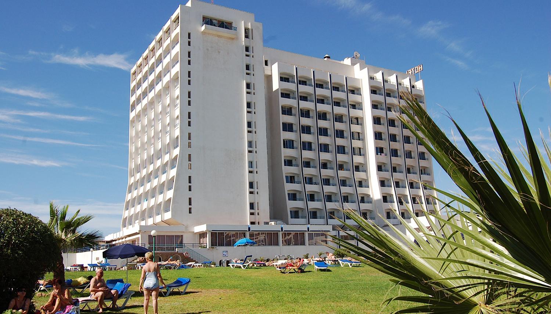 Anezi Tower Hotel & Appartments viesnīca (Agadira, Maroka)