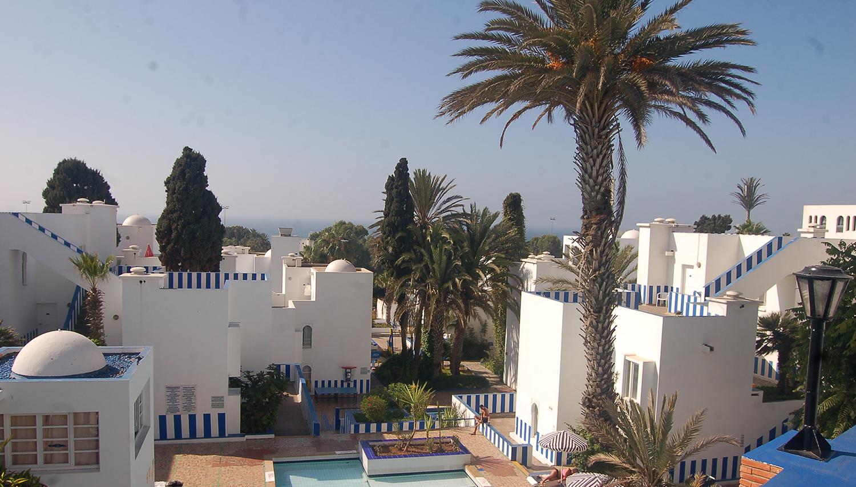 Appart Tagadirt viesnīca (Agadira, Maroka)