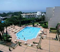 Argana гостиница (Агадир, Марокко)