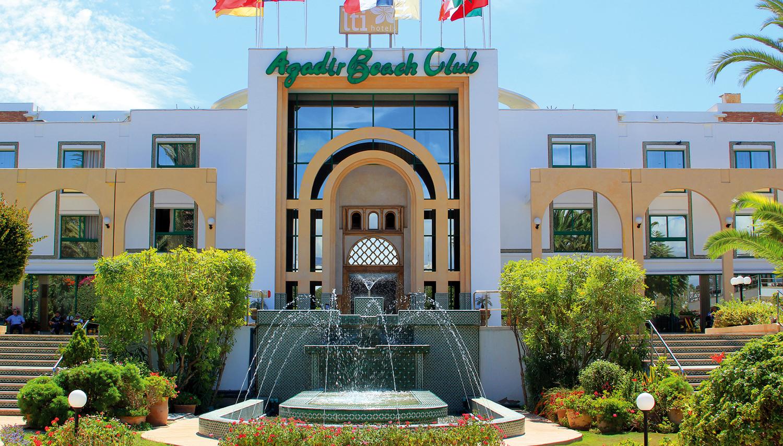 LTI Agadir Beach Club viesnīca (Agadira, Maroka)