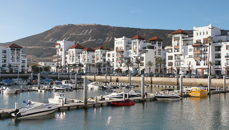 Bianca Beach Resort viesnīca (Agadira, Maroka)