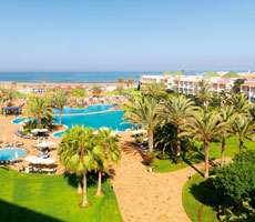 Iberostar Founty Beach гостиница (Агадир, Марокко)