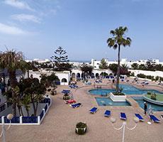 HRM Les Omayades viešbutis (Agadyras, Marokas)