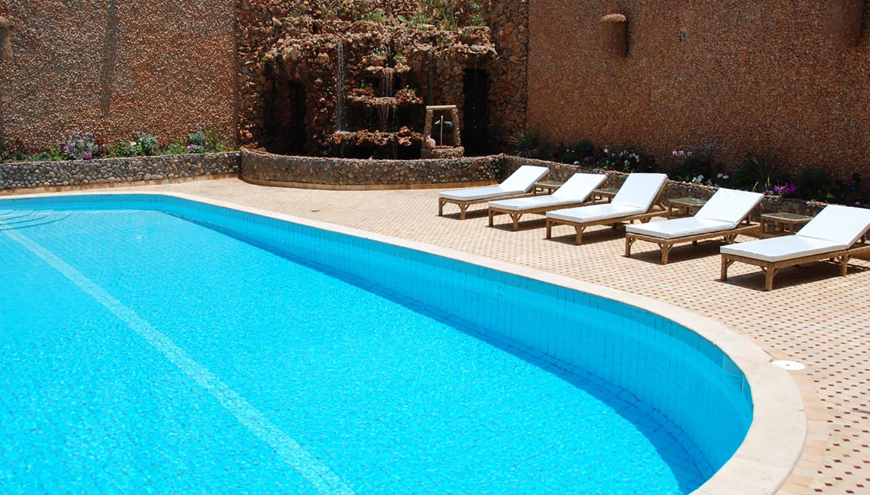 Omega viesnīca (Agadira, Maroka)