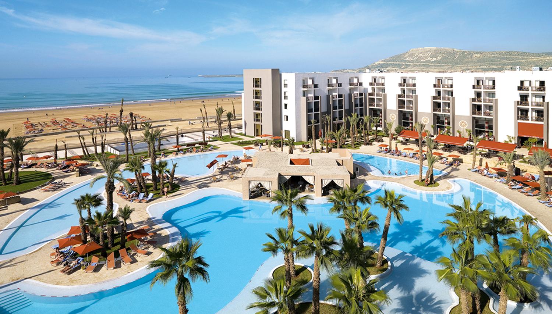 Royal Atlas viesnīca (Agadira, Maroka)