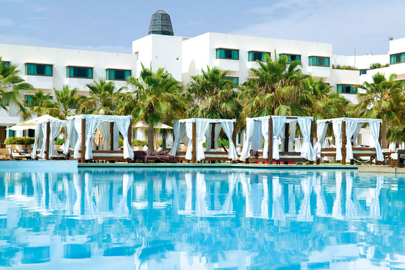 Sofitel Agadir Royal Bay Resort viesnīca (Agadira, Maroka)