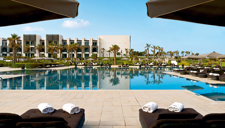 Sofitel Agadir Thalassa Sea & Spa viesnīca (Agadira, Maroka)