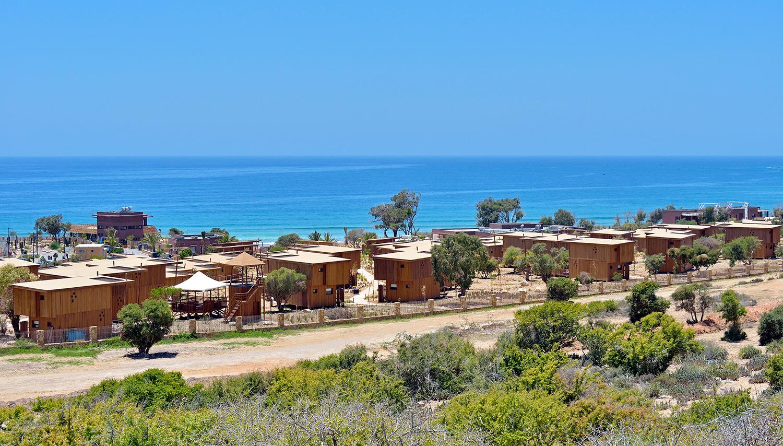 Sol House viesnīca (Agadira, Maroka)