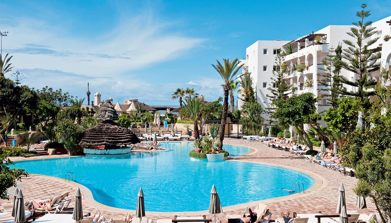 RIU Tikida Beach viesnīca (Agadira, Maroka)