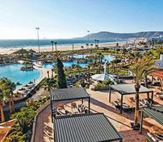 Clubhotel RIU Tikida Dunas гостиница (Агадир, Марокко)