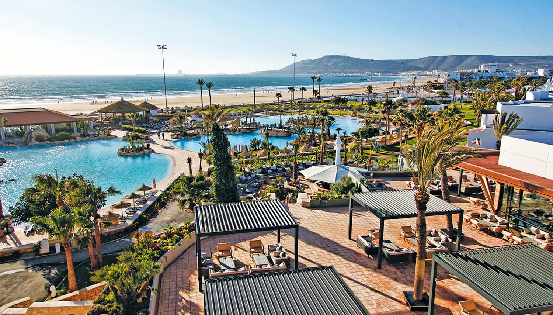 Clubhotel RIU Tikida Dunas viesnīca (Agadira, Maroka)