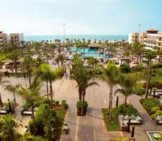 RIU Tikida Palace гостиница (Агадир, Марокко)
