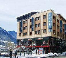 Acta Arthotel Q viešbutis (Barselona, slidinėjimas Andoroje, Andora)