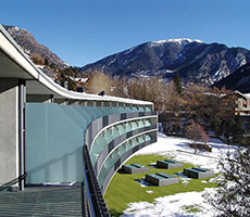 Andorra Park viešbutis (Barselona, slidinėjimas Andoroje, Andora)