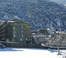 Evenia Coray viešbutis (Barselona, slidinėjimas Andoroje, Andora)