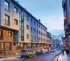Cristina viešbutis (Barselona, slidinėjimas Andoroje, Andora)