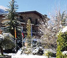 Guillem viešbutis (Barselona, slidinėjimas Andoroje, Andora)