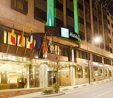 Holiday Inn viešbutis (Barselona, slidinėjimas Andoroje, Andora)