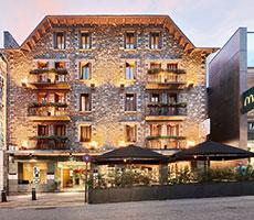 De l'Isard viešbutis (Barselona, slidinėjimas Andoroje, Andora)