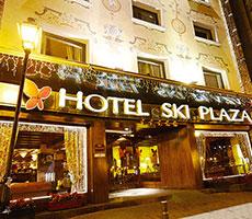 Ski Plaza viešbutis (Barselona, slidinėjimas Andoroje, Andora)