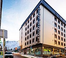 Sporting viešbutis (Barselona, slidinėjimas Andoroje, Andora)