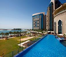 Bab Al Qasr Abu Dhabi viesnīca (Abu Dhabi, Apvienotie Arābu Emirāti)